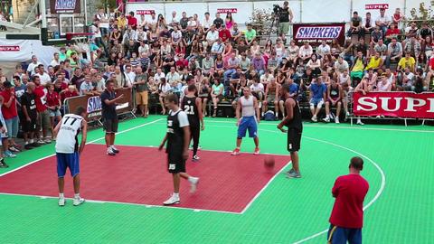 Streetball Footage