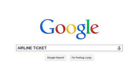 Google is most popular search engine in the world. Search for AIRLINE TICKETS Live Action