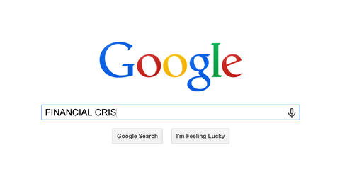 Google is most popular search engine in the world. Search for FINANCIAL CRISIS Footage