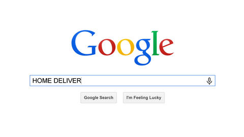 Google is most popular search engine in the world. Search for HOME DELIVERY Footage