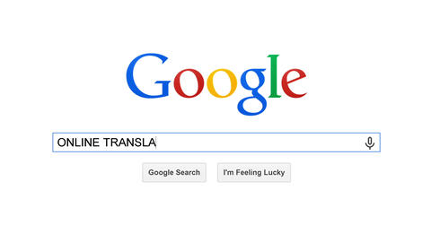 Google is most popular search engine in the world. Search for ONLINE TRANSLATOR Live Action