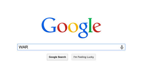 Google is most popular search engine in the world. Search for WAR Live Action