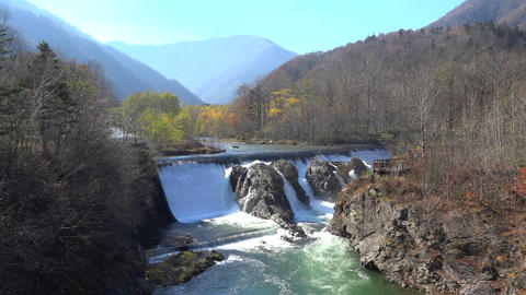 ピョウタンの滝 001 ライブ動画