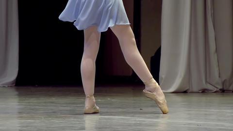 Solo Dance Ballerina Footage