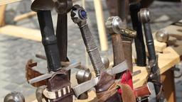Ancient Swords Live Action