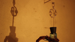 Demijohn Fermentation Air Bulb Footage