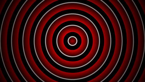 circle radio stripe with alpha matte Animation