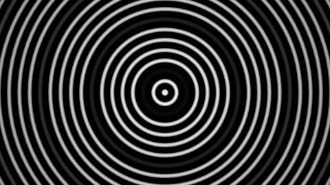 luminance radio wave with alpha matte Animation