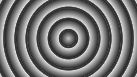 luminance circle pattern with alpha matte Animation