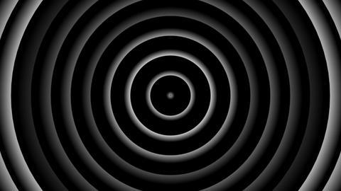 luminance circle stripe with alpha matte Animation