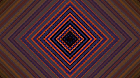 retro diamond colors with alpha matte Animation