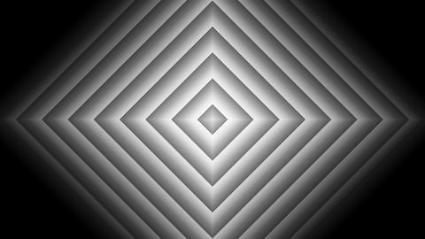 white diamond lights with alpha matte Animation