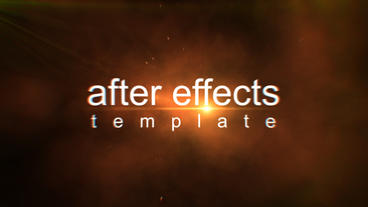 Action Trailer After Effects Template