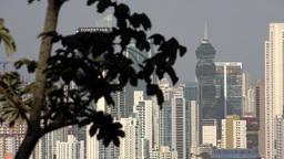 Panama City, Panama - January 10, 2015: View Of Ob Stock Video Footage