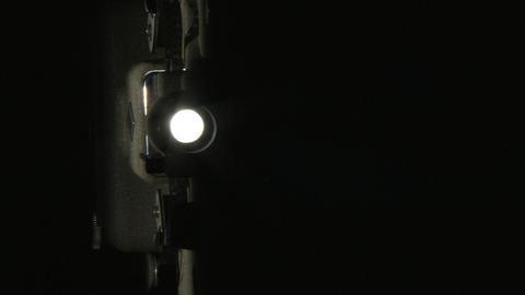 Projector lamp flickering Live Action