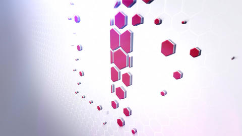 Hexagon Logo Reveal v 2 After Effects Template