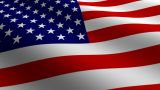 USA United States Flag Loop Flags Flags Nation Country Nations United stock footage