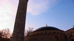 mosque kyiv 9 Stock Video Footage