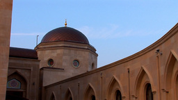 mosque kyiv 11 Stock Video Footage