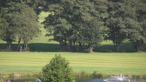 Golf Stock Video Footage
