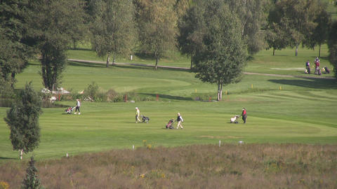 Golf Footage