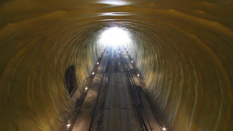 Tunnel 10 Stock Video Footage