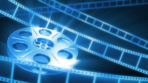 Cinema Background Animation