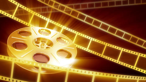 Cinema Background CG動画素材
