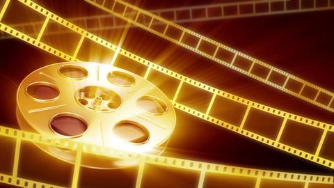 Cinema Background Stock Video Footage