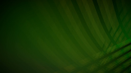 Abstract green background with lines Animation