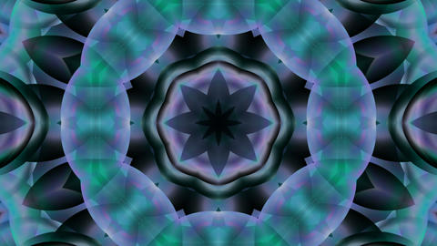 lotus fancy pattern,Buddhism Mandala flower,kaleid Stock Video Footage