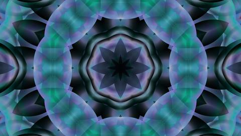 lotus fancy pattern,Buddhism Mandala flower,kaleid Stock Video Footage