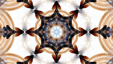Gorgeous oriental religion lotus flower pattern,kaleidoscope.Buddhism Mandala flower,kaleidoscope,or Animation