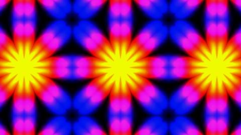 footage of color flower lotus fancy pattern.Buddhism Mandala flower,kaleidoscope,oriental religion t Animation