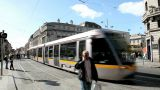 Dublin Traffic 2 Footage