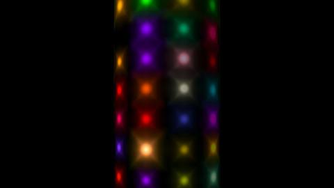 columnar disco... Stock Video Footage