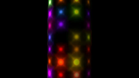 columnar disco light.glass,concert,entertainment,illumination Animation