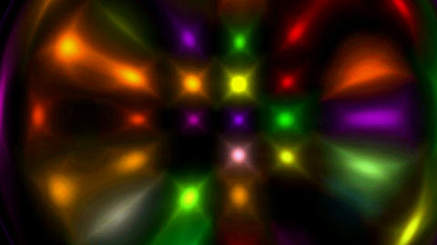 color disco light... Stock Video Footage
