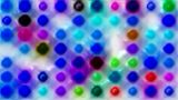 3d Color Dots And Particles Array Background.glass,concert,effects,entertainment,illumination stock footage
