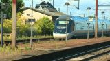 High Speed Train 1 stock footage