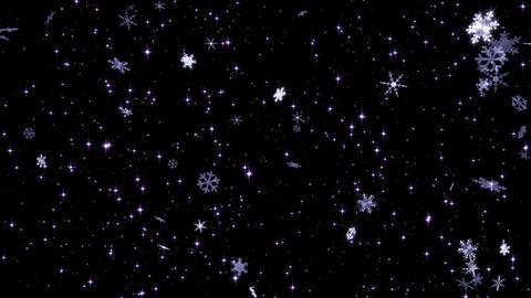 Winter Snow Ac4 HD Stock Video Footage