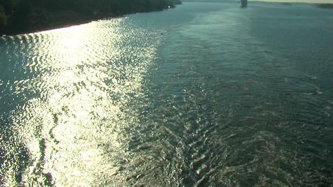 Ocean liner 11 Stock Video Footage