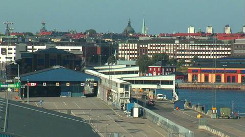 Port 2 Stock Video Footage