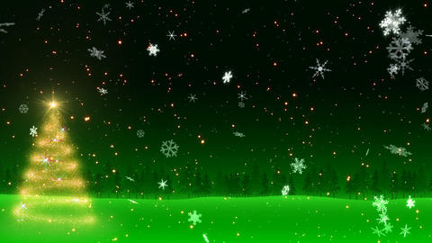 Winter Snow Bs5 HD Animation