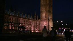 Big Ben 2 Stock Video Footage