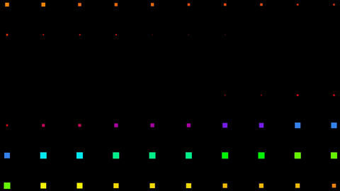 color square neon light background,Color square matrix, disco light,holiday,Game,Electronics,Firewor Animation