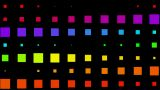 Color Morph Square Background,Led,neon Lights,kindergarten,naive,material,Fireworks,young,stage,danc stock footage