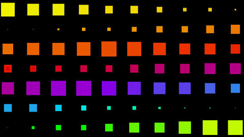 color morph square background,Led,neon lights,kindergarten,naive,material,Fireworks,young,stage,danc Animation