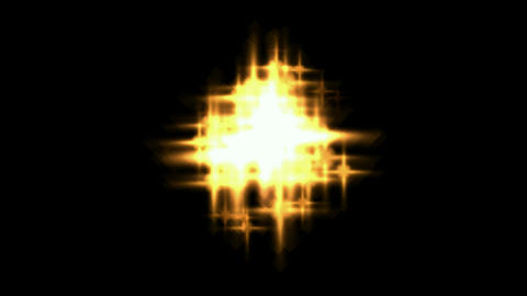 Fiery flicker golden stars,fire,flame,gas,lighter,material,texture,Design,pattern,symbol,vision,idea Animation
