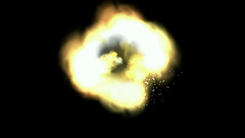 explosion,Fireworks,lighter,Military,war,battle,Battlefie... Stock Video Footage